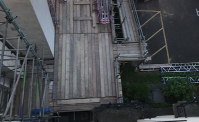 Scaffolding and Scaffolders in Essex and London